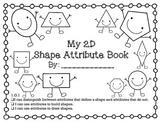 My 2D Shape Attribute Book