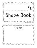 My 2D Shape Book!