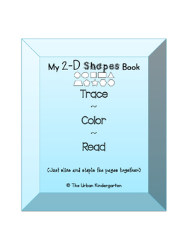 My 2D Shapes Book