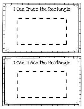 Interactive Shapes Book, 2D Shapes