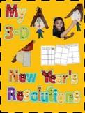 My 3D New Year's Resolutions