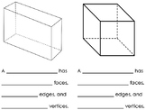 My 3D Shapes Book