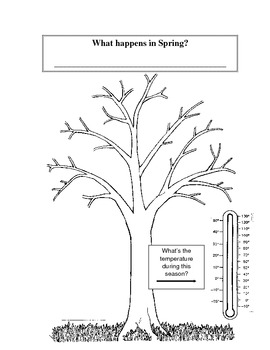 My 4 Seasons Book