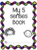 My 5 Senses Book