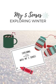 My 5 Senses: Exploring Winter