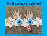 My 5 Senses Headband