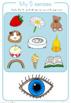 My 5 senses worksheets