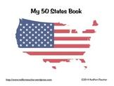 My 50 States Book