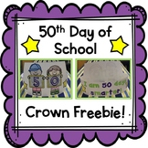 My 50th Day Crown