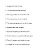 My 60 Sentences for Learning About Language