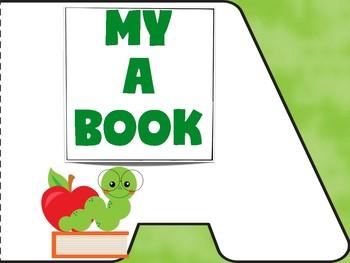 My A Book