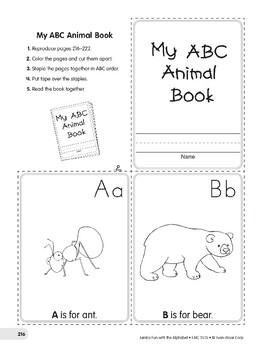 My ABC Animal Book