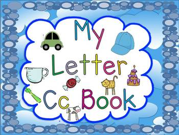 My ABC Book: The Letter C