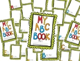My ABC Book-PreK/Kinder