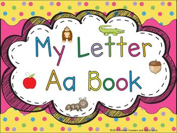 My ABC Book: The Letter A