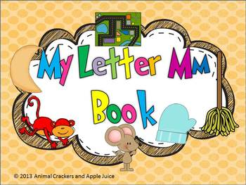 My ABC Book: The Letter M