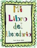 My ABC Book in Spanish
