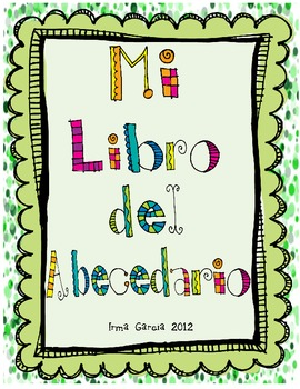 My ABC Book in Spanish