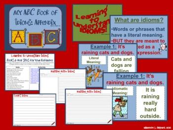 Idioms (My ABC Book--Volume 1)