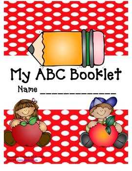 My ABC Booklet
