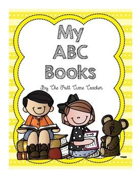 My ABC Books Easy Readers