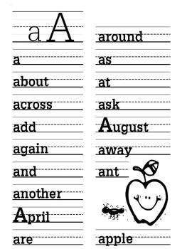 My ABC Dictionary