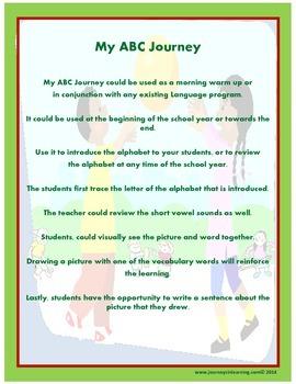 My ABC Journey-Try Me