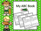 My ABC Letter Book