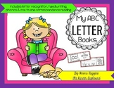 My ABC Letter Books