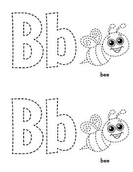My ABC Tracing Book