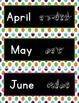 My ASL Classroom Calendar (Black)