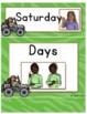 My ASL Classroom  Calendar SAFARI