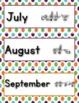 My ASL Classroom Calendar (White)