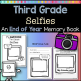 End of Year Activity - Third Grade Memory Book