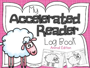 My Accelerated Reader Log Book