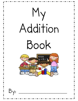 My Addition Book