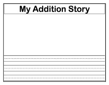 My Addition Story