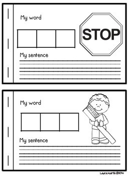 Interactive Parts of Speech Booklet-Adjectives