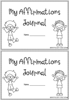 My Affirmations Journal