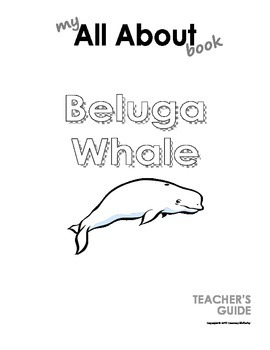 My All About Beluga Whales Book - (Arctic/Polar Animals)