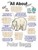 My All About Polar Animals Books - Bundle Pack (5) - Arcti