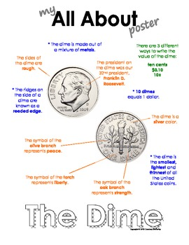 My All About The Dime Book