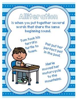 My Alliteration Book A-Z
