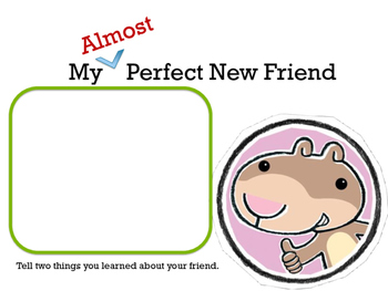 My Almost Perfect Friend