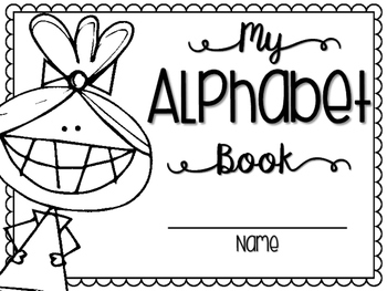My Alphabet Book!