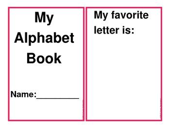My Alphabet Book- A tribute to Ramel