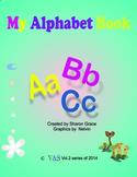 My Alphabet Book, Alphabet, Phonics, The English Alphabet