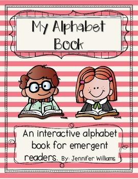 My Alphabet Book-Interactive