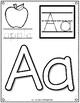 My Alphabet Book: Pre-K and Kinder