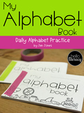 My Alphabet Book: Reading & Tracing Letter Names